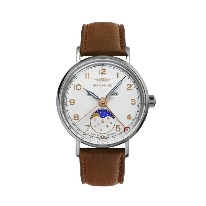 Iron Annie Amazonas Impressionen 5977-1 Damen Kalender Armbanduhr