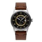 Iron Annie G38 GMT 5342-2 Herren Vintage Armbanduhr mit zweiter Zeitzone