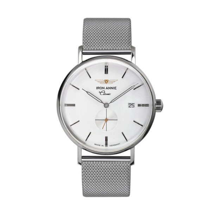 Iron Annie Classic 5938M-1 Armbanduhr Herren im Vintage Stil mit Milanaiseband