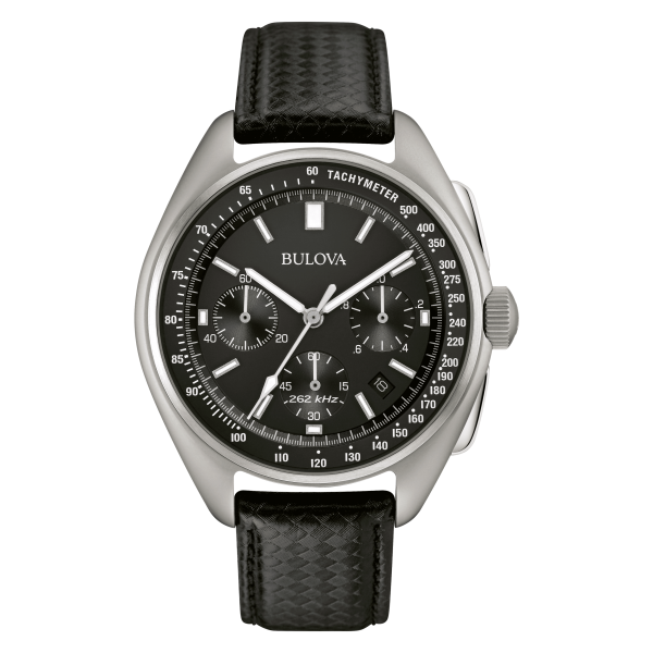 Bulova Lunar Pilot Men Chronograph 96B251