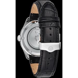 Bulova Wilton 96C141 automatic watch with power reserve...