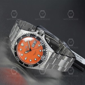 Orient Ray 2 Automatik Taucheruhr FAA02006M9 Orange