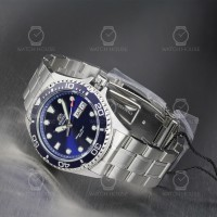 Orient Ray II diver men automatic watch FAA02005D9 blue