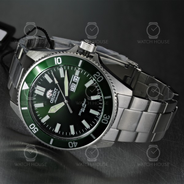 Orient Ray 3 Automatic Watch RA-AA0914E19B in Noble Green