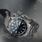 ORIENT Automatic Mako 3 Diver Watch RA-AA0004E19B Dark...
