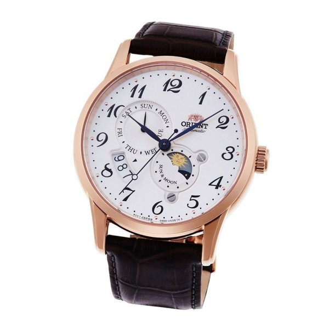 Orient Datetimer Automaticwatch RA-AK0001S10B - Sun & Moon