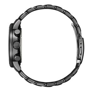 Citizen Eco Drive Pilot Black Style Chronograph CA4475-89E