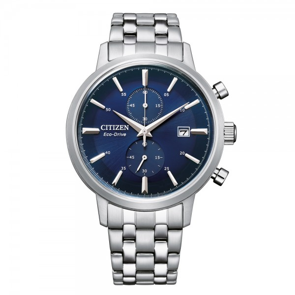 Citizen mens watch CA7060-88L - chronograph of a special class