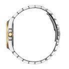 Citizen EO1214-82A Vergoldete Unisex Armbanduhr mit Eco Drive