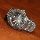 Citizen Promaster Super Titanium Mechanical Diver NB6004-83E