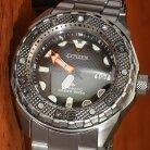 Citizen Promaster NB6004-83E Titan Taucher Automatikuhr