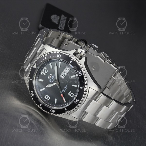 Orient FAA02001B9 Mako II Mechanical Sports Watch