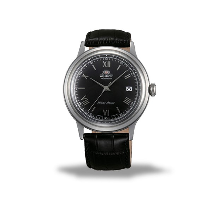 Orient Classic Black Bambino Herren-Armbanduhr 40.5mm Automatik FAC0000AB0