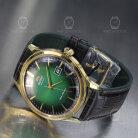 Orient Bambino V4 Classic Automatic Smaragd FAC08002F0 Herrenuhr