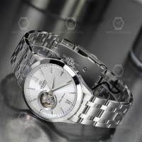 Orient Modern Automatic Trapezoid Metal-Silver FAG03001W0 Mens watch
