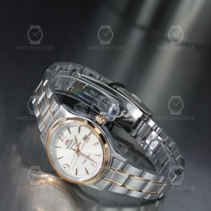 Orient Lady Automatic Charlene Metal redgold white...