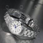 Orient Lady Automatic Charlene Metal silver arabic...