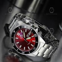 Orient Kano Red Automatic Men Diver RA-AA0915R19B