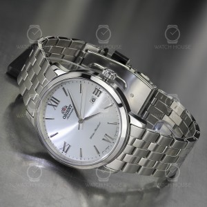 Orient Automatic Symphony IV Metall Silver-White...