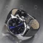 Orient Automatic Bambino Leather Blue RA-AC0F11L10B