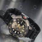 Orient M-Force Rubber Diver Anthracitebrown RA-AC0L05G00B