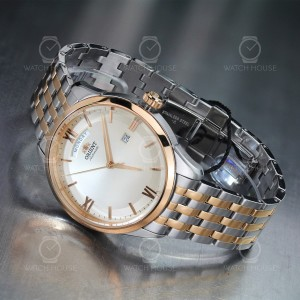 Orient Automatic Weekday Rosegold RA-AX0001S0HB Men