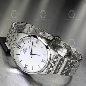 Orient Automatic Weekday Silver RA-AX0005S0HB Men
