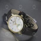 Orient Quarz Classic Sun and Moon Gold Leather RA-KB0003S10B Ladys