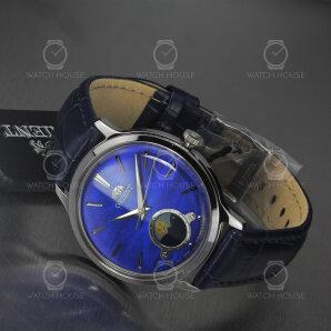 Orient Quartz Classic Sun and Moon Blue Hour RA-KB0004A10B Ladies