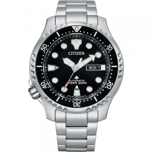Citizen Promaster Marine NY0140-80EE Automatic Watch ISO6425
