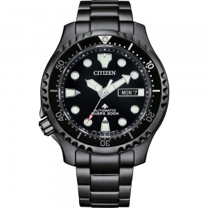Citizen Promaster Marine NY0145-86EE Automatic Watch ISO6425