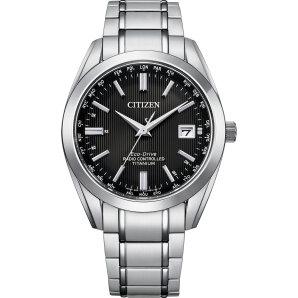 Citizen CB0260-81E Titan Weltzeit Herren Funkuhr mit ewigem Kalender