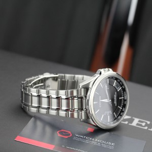 Citizen men CB0250-84E 4 zones world time watch with...