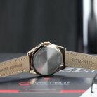 Citizen Damen Weltzeit Funkuhr EC1183-16A mit ewigem Kalender