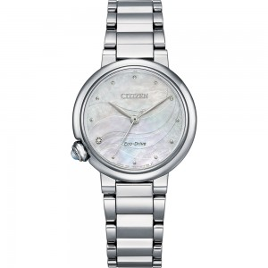 Citizen Ladies EM0910-80D Eco Drive with mother-of-pearl dial