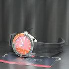 Bulova 96B350 Automatikuhr Oceanographer Orange