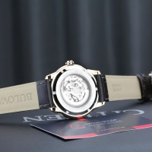 Bulova 97A169 Skeleton automatic watch Sutton
