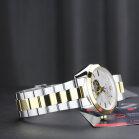 Bulova 98A284 Mens Surveyor Bicolor Automatic Watch