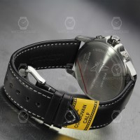 Iron Annie 24Hr. GMT 5840-2 Mens Watch with corrugated dial