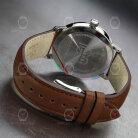 Iron Annie Herren Bauhaus 5044-5 Beige mit gewölbtem Glas
