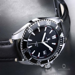 Astboerg Ocean Swiss Made AT2703LS Herrenuhr