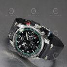 Iron Annie F13 Tempelhof Mens Chronograph 5688-4 Black/Green