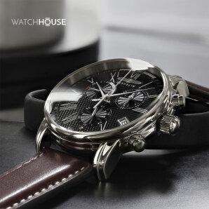 Zeppelin Transatlantic Chronograph Watch | Watch Out ...
