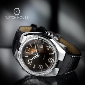Astboerg Grand Royal AT719LSS Extravaganz Armbanduhr mit...