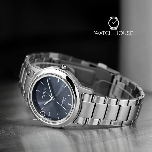 Citizen Super Titanium FE7020-85L Damen Armbanduhr Safirglas