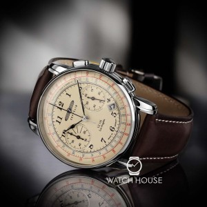 Zeppelin LZ126 Los Angeles 7614-5 Chronograph