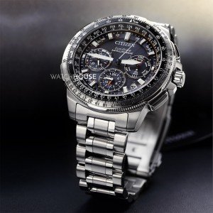 Citizen Satellite Wave CC9020-54E Super Titanium Eco...