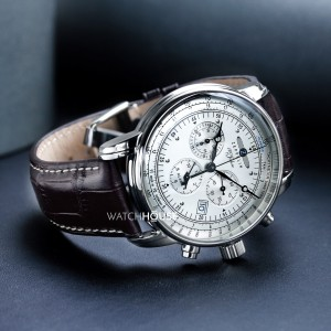Zeppelin Chronograph Mens watch 7680-1