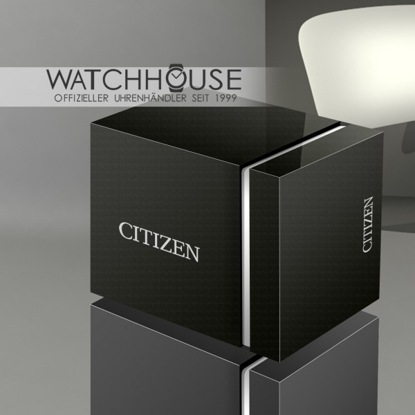 Citizen Elegant AT2141-52L Herren Armbanduhr Eco Drive