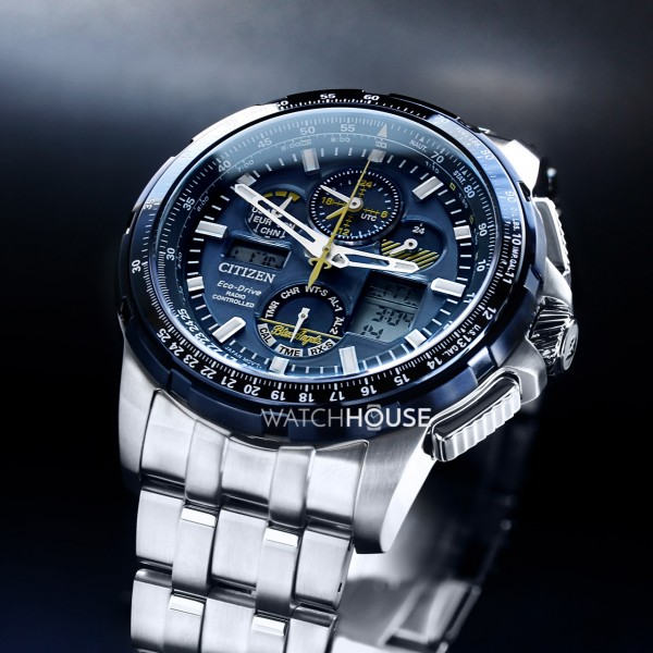 Citizen Promaster Sky Blue Angels JY8058-50L Funk Chronograph
